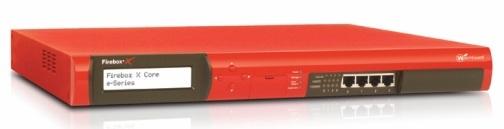 Watchguard Firebox X Core E Series Appliances מוצרי Watchguard